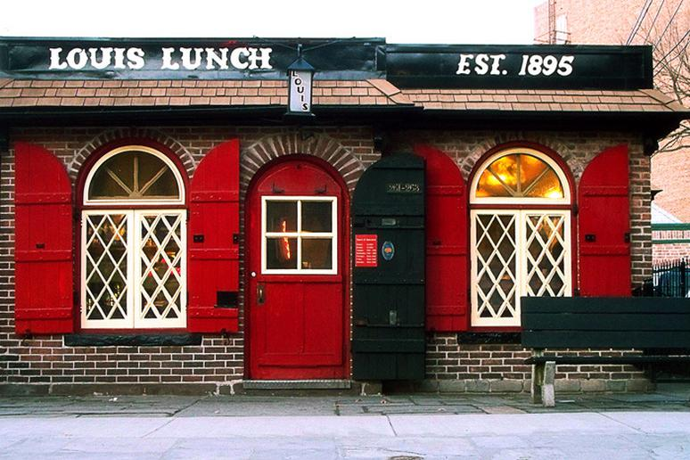 #5 Louis Lunch, New Haven, Conn.
