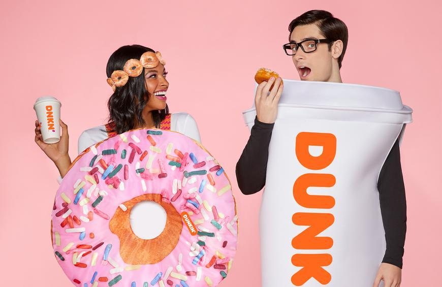 Halloween Cosstuems 2020 Halloween 2020: Dunkin' and Spirit Launch 2 New Costumes
