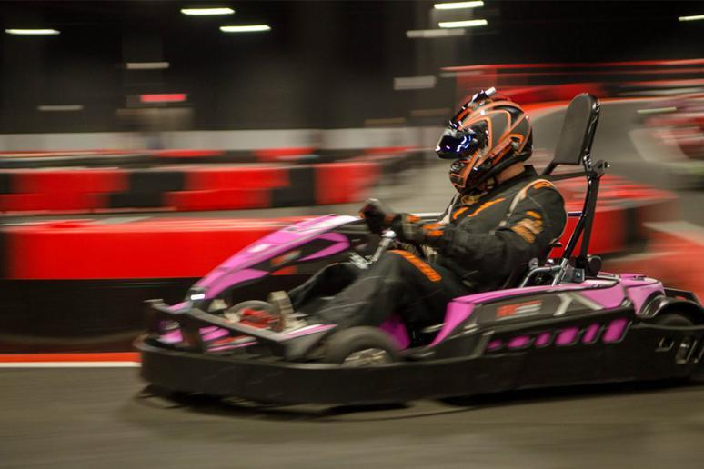 R1 Indoor Karting (Lincoln, Rhode Island)