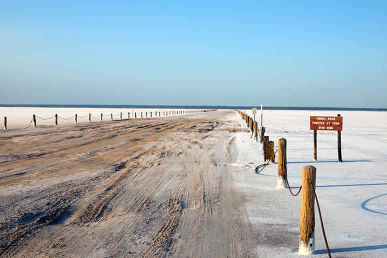 Oklahoma – Great Salt Plains