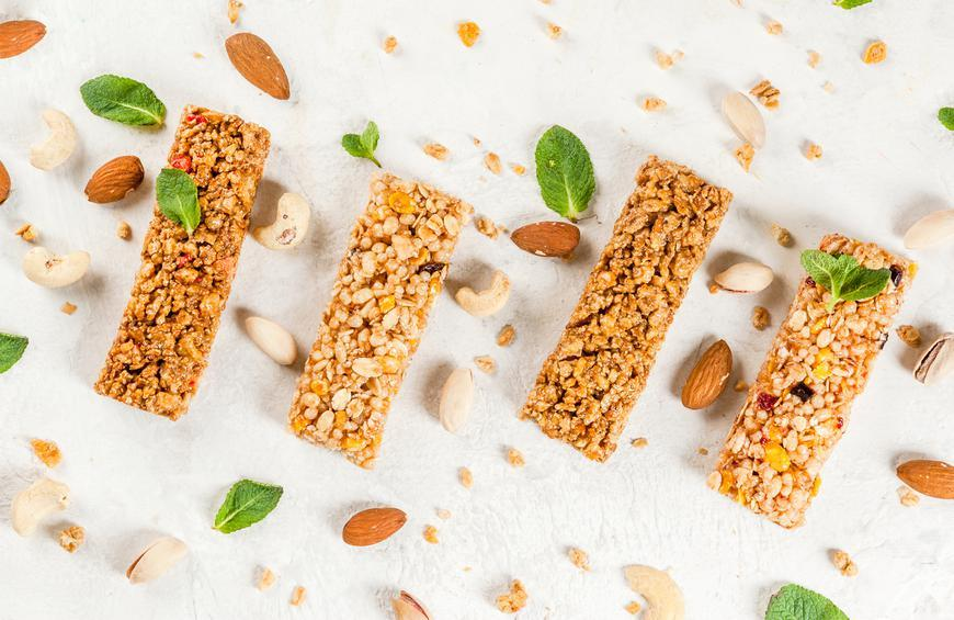 The Healthiest and Unhealthiest Snack Bars
