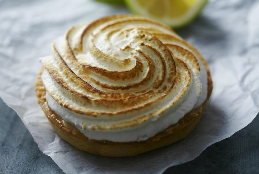 how to make soft meringue topping