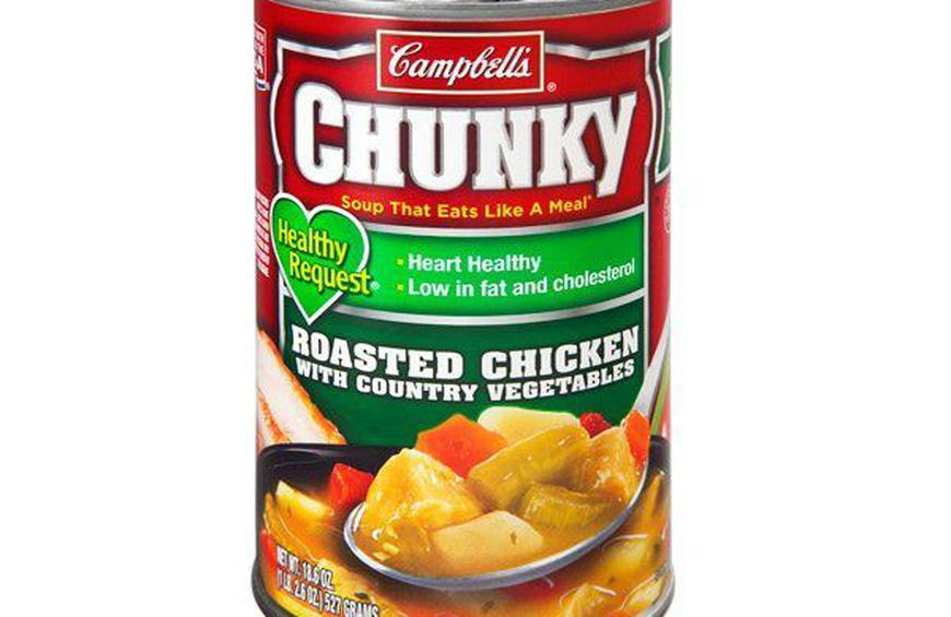 Unhealthiest Campbell's Soups