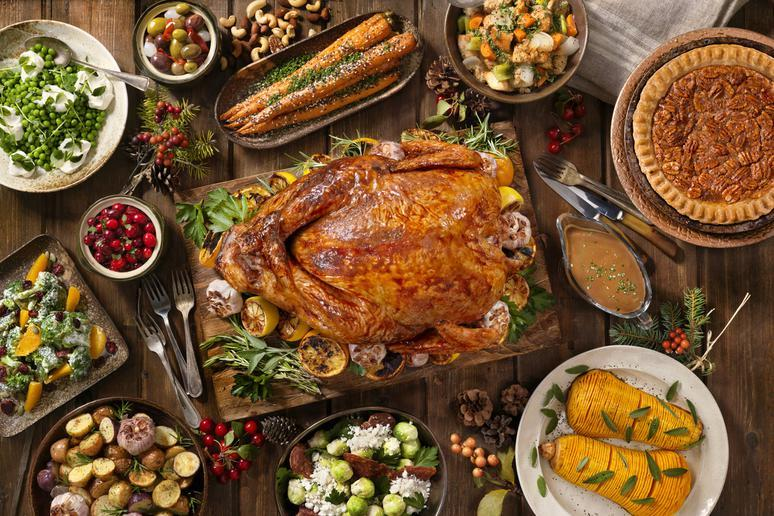 Eat a Thanksgiving Feast Wherever You Are