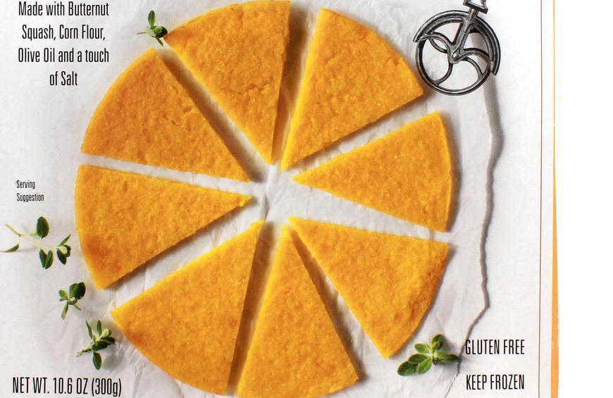 Review Trader Joe S Butternut Squash Pizza Crust Is A