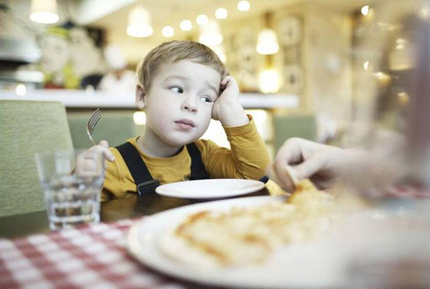tips for taking kids to fancy restaurants