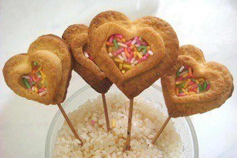 Valentine's Day Homemade Heart Shaped Cookie Recipes