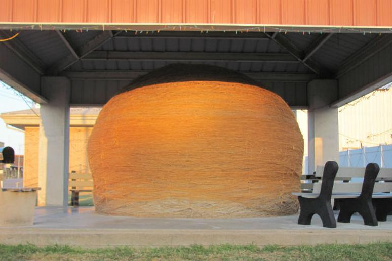 Ball of Twine, Cawker City, Kansas