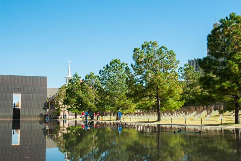 Oklahoma – OKC Bombing Memorial