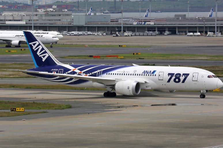 #3 All Nippon Airways