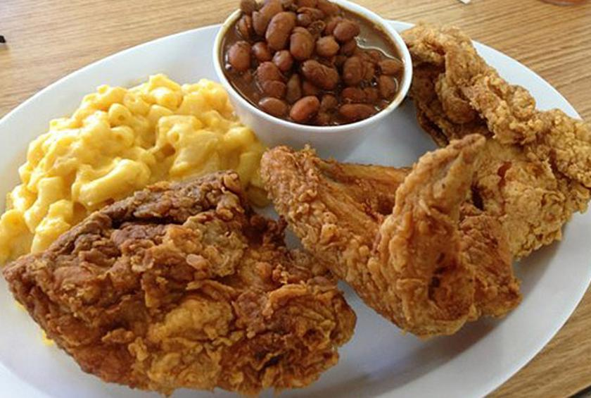 The 75 Best Fried Chicken Places In America Gallery