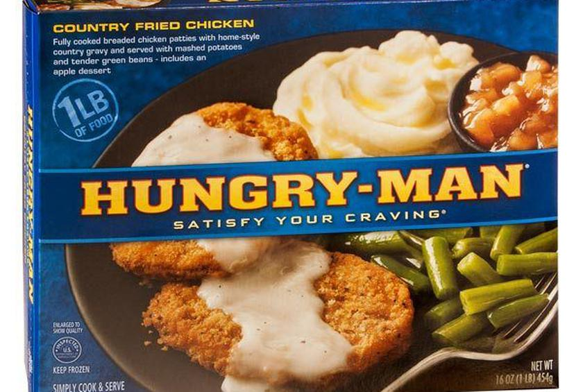 The 10 Unhealthiest Frozen Dinners