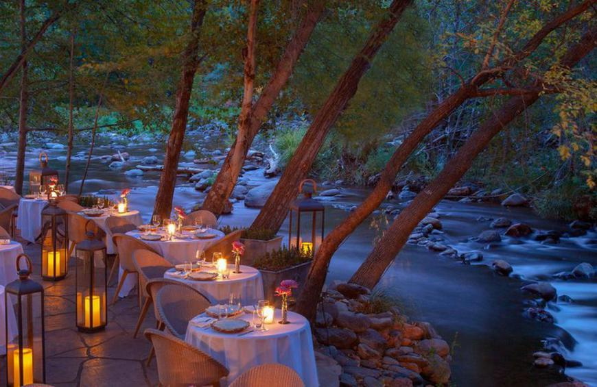 The Most Romantic Restaurant In Every State