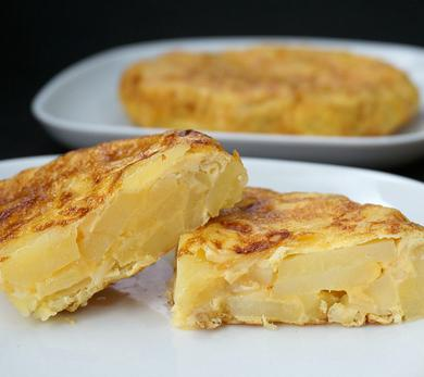 Mini Spanish Tortilla, Potato and Onion Spanish Tortilla, Spanish Recipe, Spanish Tortilla, Tortilla Española