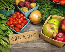 We're still obsessed with organic food, as it turns out.