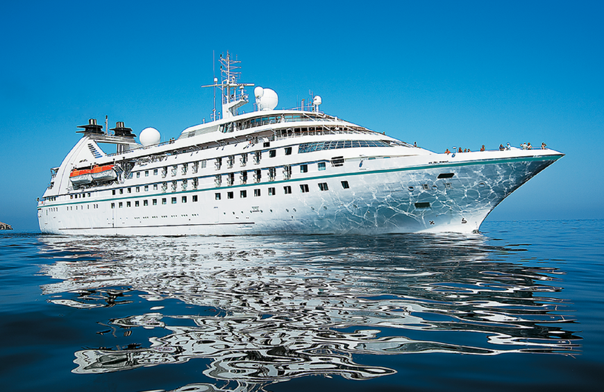 Windstar Sets Sail as the Official Cruise Line of the James