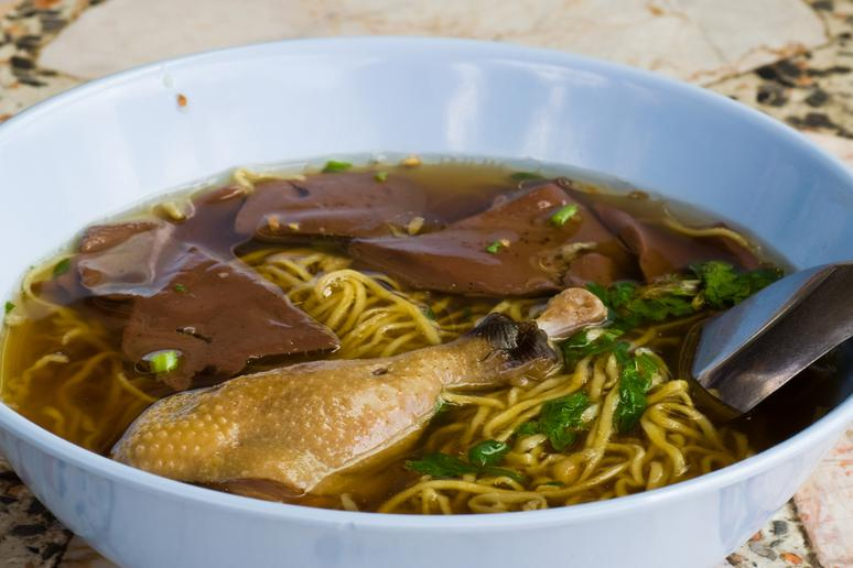 Indiana: Duck Soup