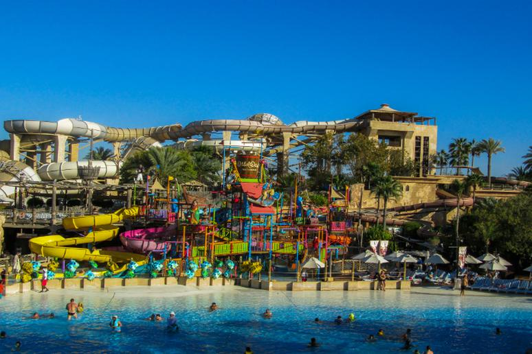 7. Wild Wadi Waterpark – Dubai, United Arab Emirates