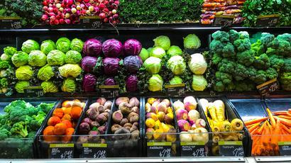 Month To Month Seasonal Produce Guide