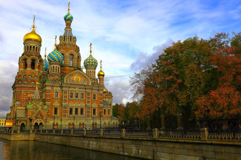 Church of the Savior on Spilled Blood (St. Petersburg)