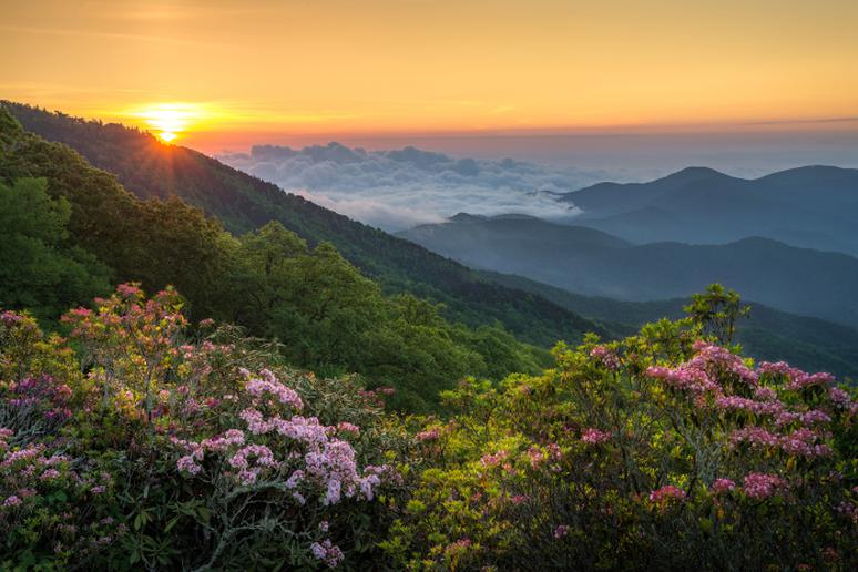 North Carolina – Blue Ridge Mountains