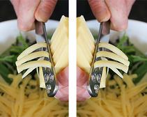 Is This Titanium Kitchen Grater the Ultimate Kitchen Tool?