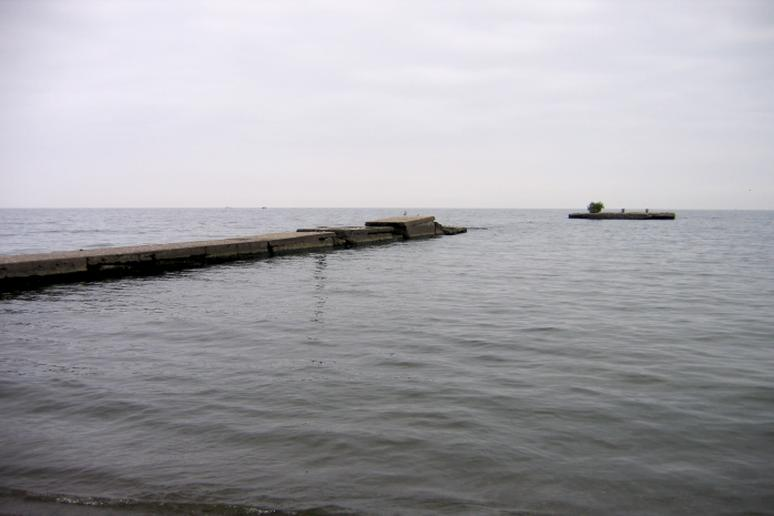 Olcott Polar Bear Swim for Sight at the Lions Pavilion in Olcott's Krull Park, New York
