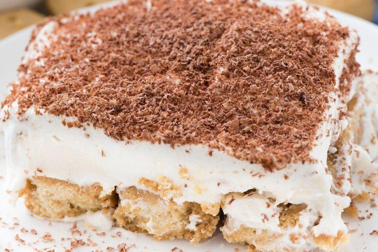 No bake shortbread tiramisu recipe by the daily meal staff crazy for crust forumfinder Image collections