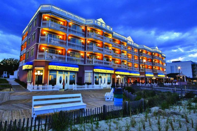 Delaware – Boardwalk Plaza Hotel