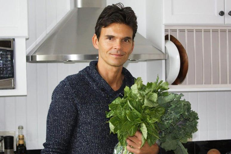 Matthew Kenney, Plant-Based Chef and Author