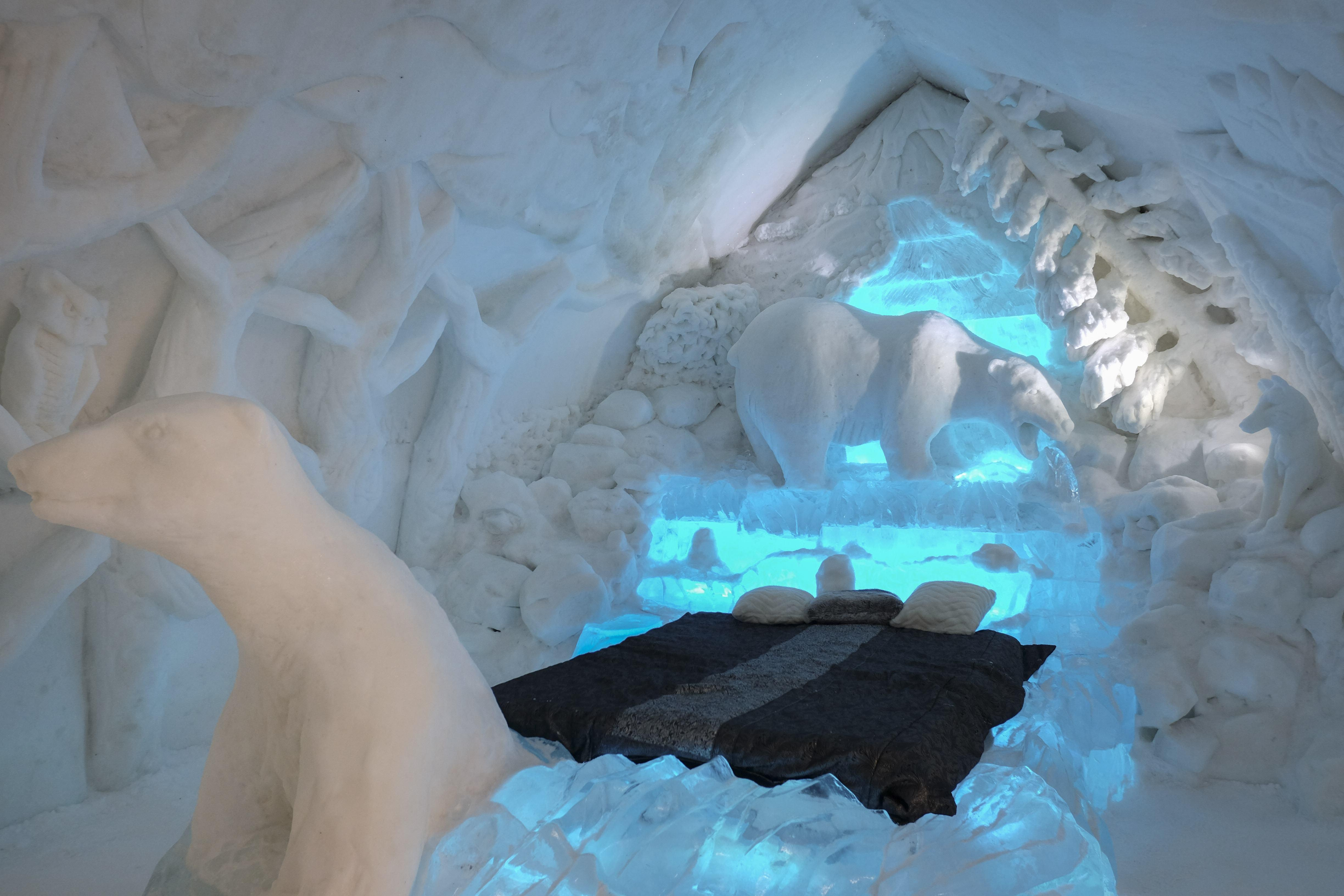 The World S 10 Coolest Literally Ice Hotels