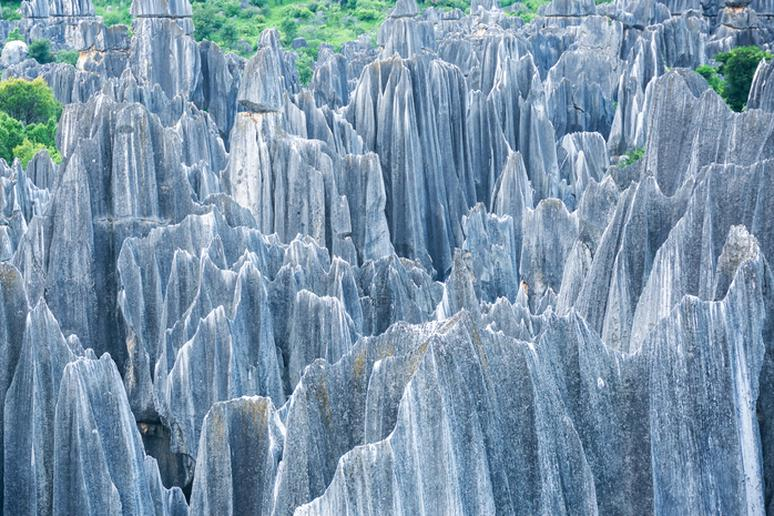 The Shilin Stone Forest, China