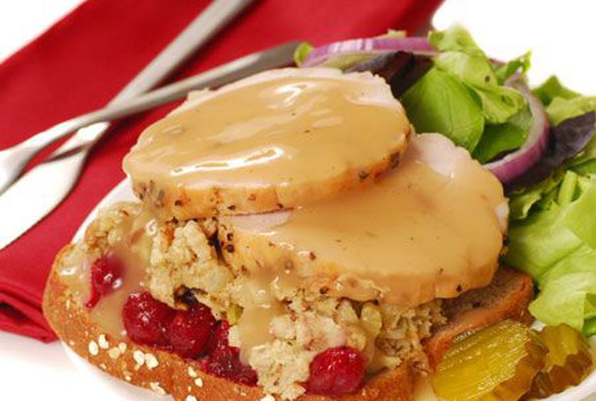 6 Cool Thanksgiving Leftovers Party Ideas