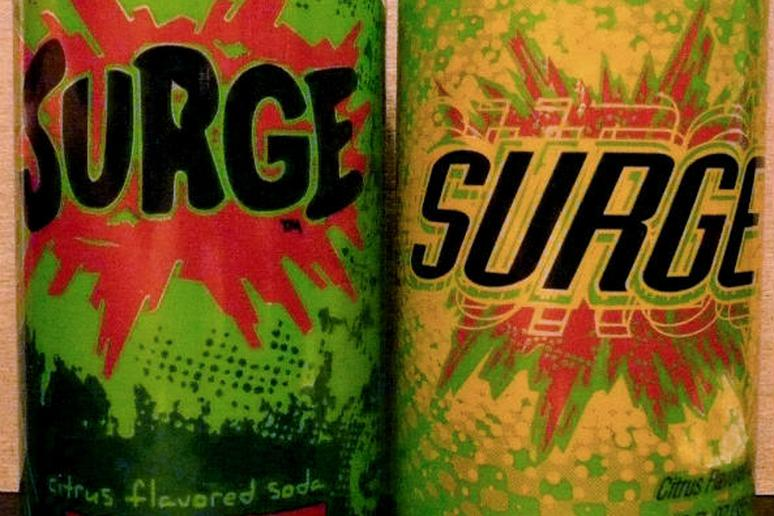 Welcome Back 1998! Coca-Cola Announces the Return of Surge