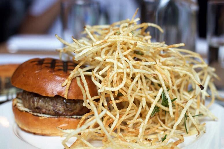 #7 The Spotted Pig, New York City