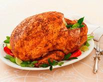 Roast Turkey with Spice Rub