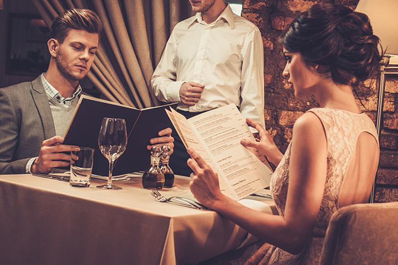 Don't stop going to restaurants, just order differently