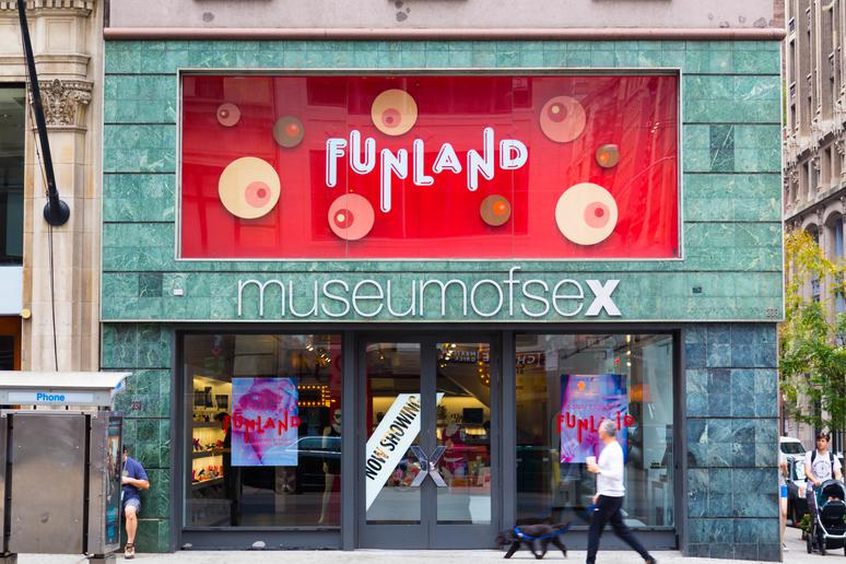 19. The Museum of Sex