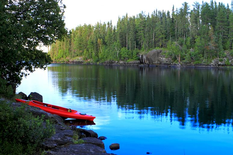 Minnesota—Voyageurs National Park