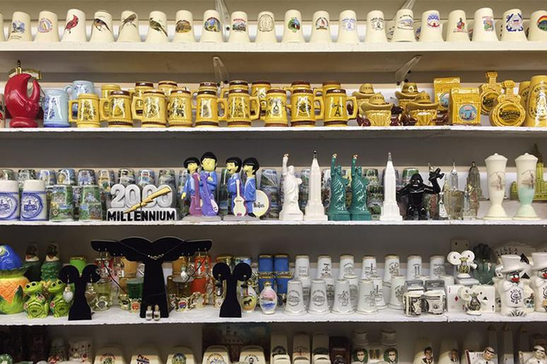 Tennessee - Salt and Pepper Shaker Museum