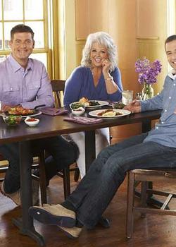 Paula Deen's Sons on the Move | Cookbooks | Iron Chef