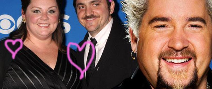 Which Comedians Try to Reference Guy Fieri in Every Movie?