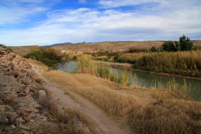 Texas – Big Bend Scenic Loop