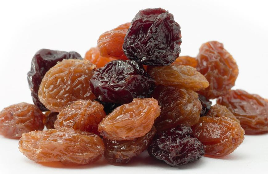 Shocker: Golden Raisins Are Made From the Same Grape ...
