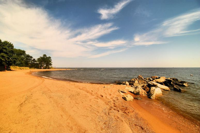 Annapolis, MD: Sandy Point State Park