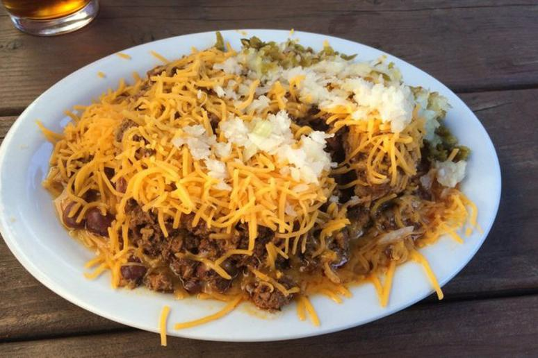 Best Chili: Mike's Chili Parlor, Seattle