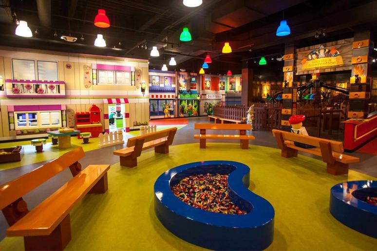 Legoland Discovery Center (Multiple Locations)