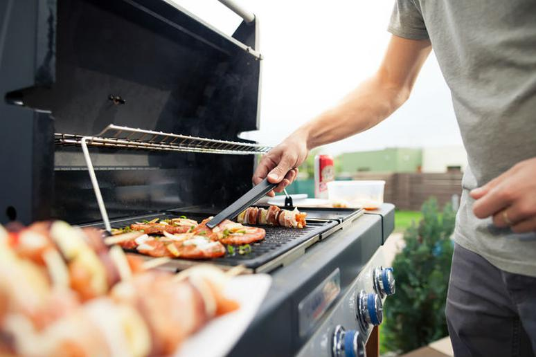 Grilling injuries