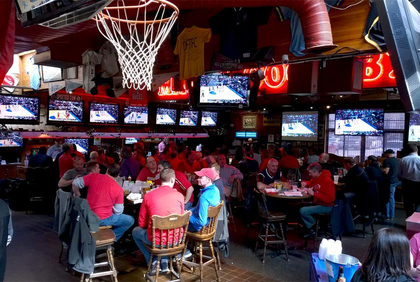 bars the wisconsin madison in are Where gay