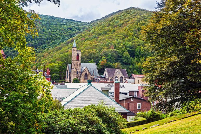 Pennsylvania – Jim Thorpe